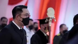 Ridwan Kamil: Orasi Ilmiah Penuh Nasihat Mencerahkan