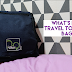 VIDEO: What's In My Travel Toiletries Bag?