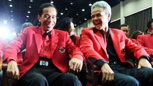 Ganjar Pranowo Bisa Menang Pilpres Tanpa PDIP, Peneliti: Efek Jokowi
