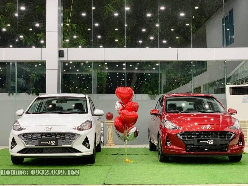 Hyundai Grand i10 2021 thế hệ mới