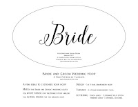 Free Bride and Groom patterns by floresita for Feeling Stitchy