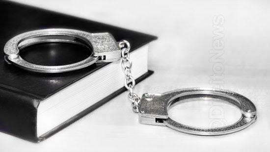 projeto uso algemas codigo processo penal