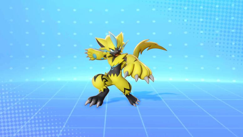 Pokémon Unite - Zeraora