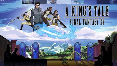 FF15 KING'S TALE