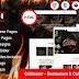 Grillinator Restaurant & Cafe HTML5 Template