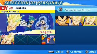 DRAGON BALL TENKAICHI TAG TEAM MOD V1 COM MENU PERMANENTE [PARA ANDROID E PC PPSSPP]+DOWNLOAD/DESCARGA