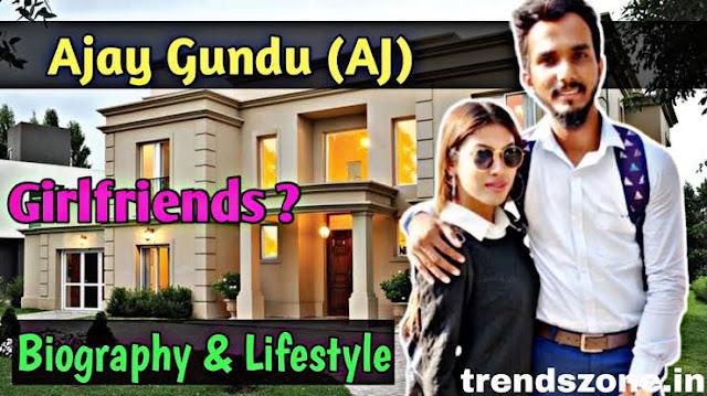 Ajay Gundu (YouTuber) - Biography Lifestyle Income Girlfriends | Nita Shilimkar | Oye It's Prank