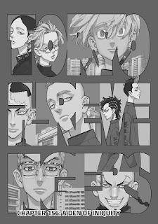 Update! Baca Manga Tokyo Revengers Chapter 156 Full Sub Indo