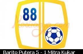 Barito Putera VS Mitra Kukar