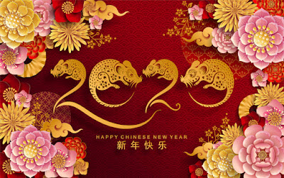 Happy Chinese New Year 2020 Images Download