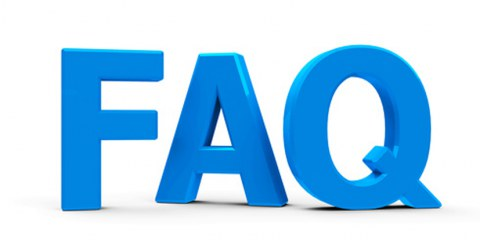 Faq - Frequently Asked Questions in our blog