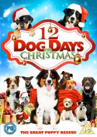 12 Dog Days Till Christmas (2014) 300mb Hindi Dubbed Dual Audio 480p