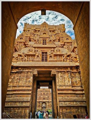 Brihadeeshwara Temple (Peruvudaiyar Kovil) - Big Temple Tanjavur