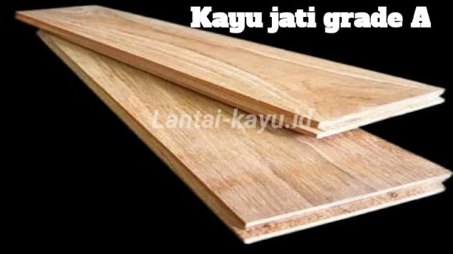 kelebihan kekurangan kayu jati grade A