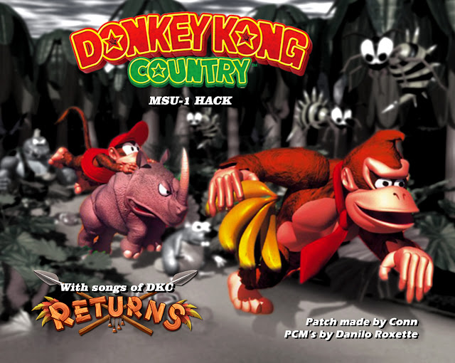 Donkey Kong Country 1 - Page 3 COVER_3