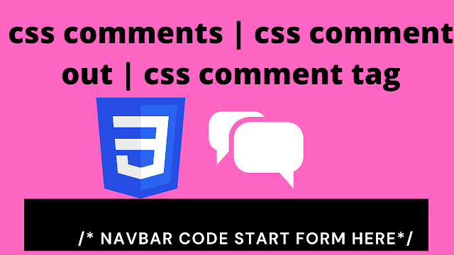 css comments | css comment out | css comment tag