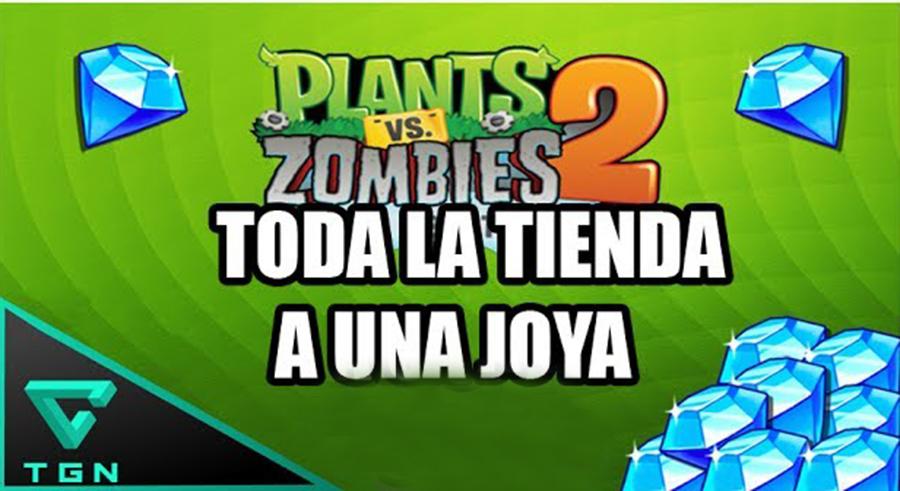 Plants Vs Zombies 2 V6 6 1 Toda La Tienda A Una Joya Para Android