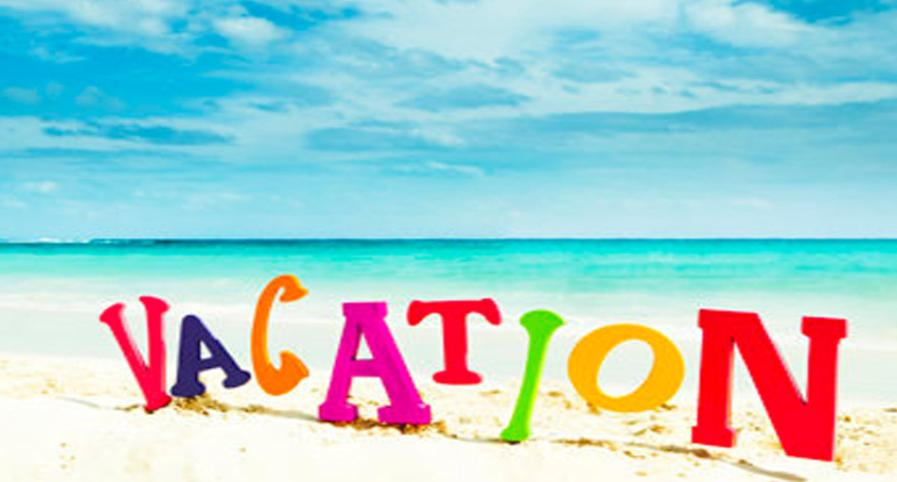 Vacation Comes From A Latin Word Meaning