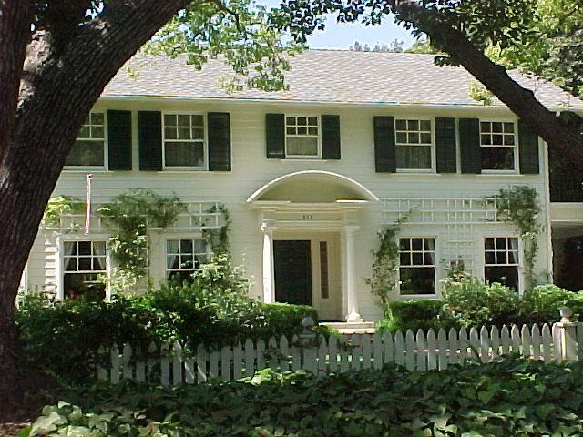 something's gotta give home, brad paisley home, martin short home, on father of the bride home plan