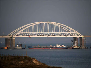 Britain condemns Russia's 'act of aggression' in Kerch Strait