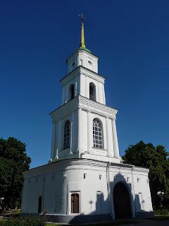 Полтава. Колокольня Свято-Успенского собора. 1774-1801 г.г.