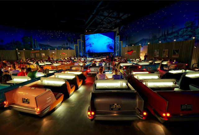 Drive In Cinema - Parque Disney's Hollywood Studios