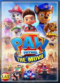 La Patrulla Canina: La Película (2021) WEB-DL 1080P LATINO/INGLES