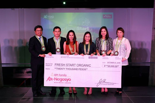 Chix & Tell: TGCI Wins BPI's Sinag Accelerate Challenge for 2016