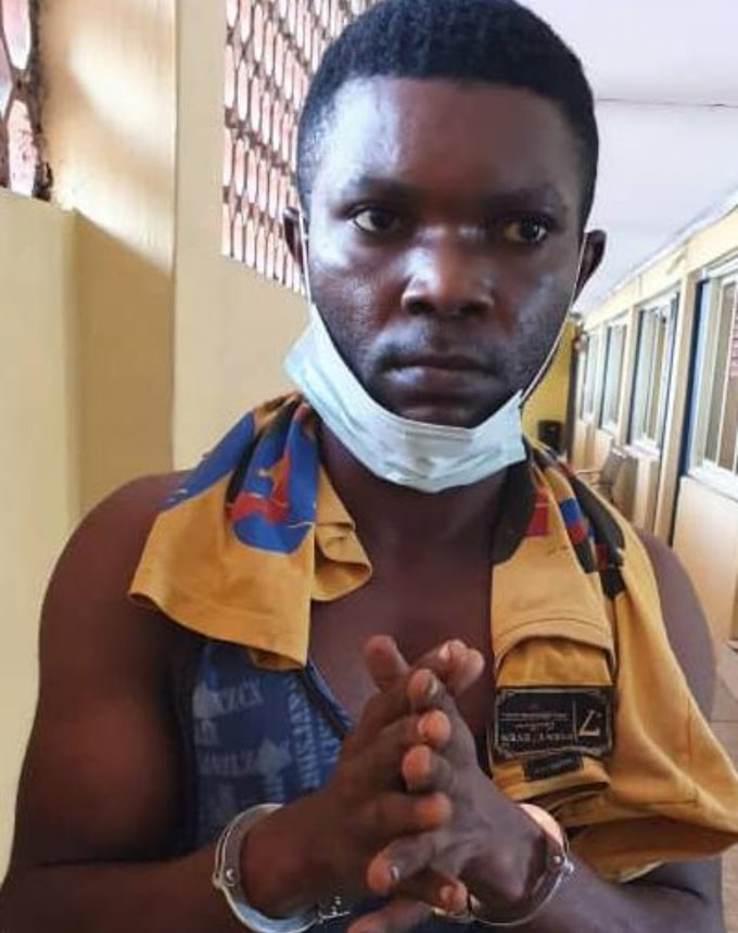 Man rapes employer's twin daughters in Lagos