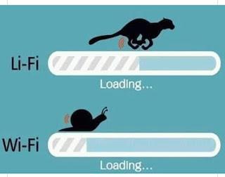 ⬛ تقنية ال(Li-Fi) تقنيات حديثة