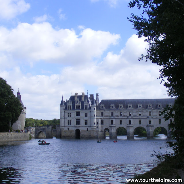 Chateau of Chenonceau. Indre et Loire. France. Photo by Loire Valley Time Travel.
