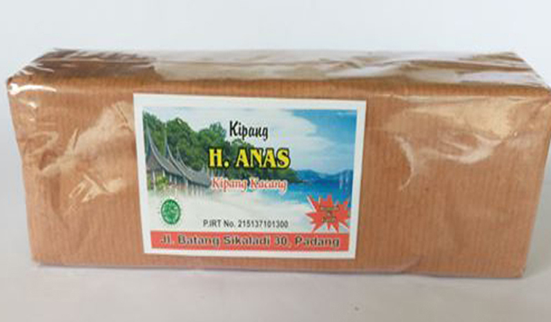Kipang Sipulut Hitam H Anas