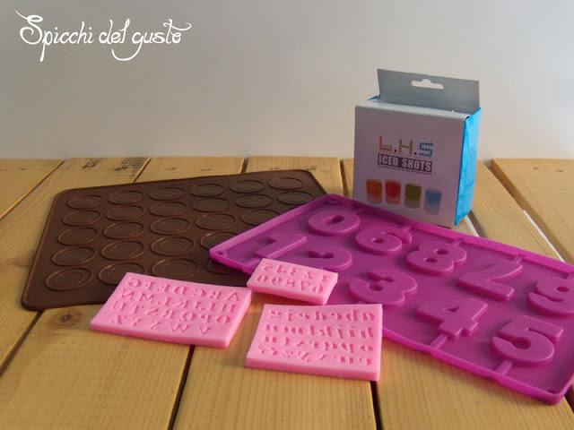 stampi di silicone per dolci