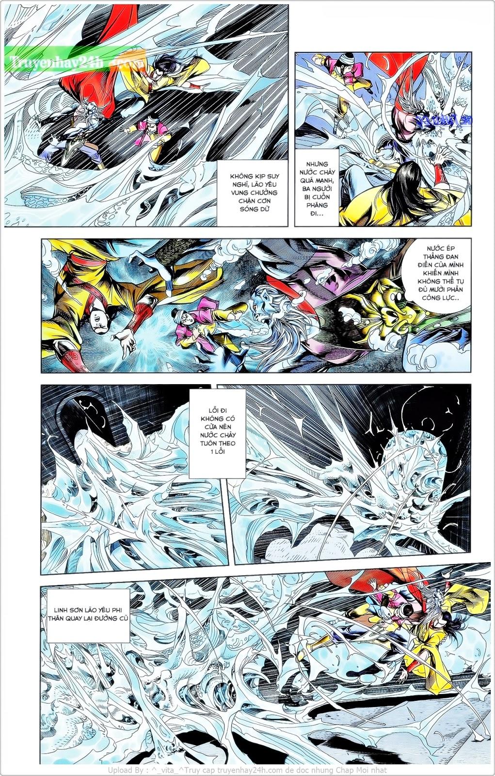 Tần Vương Doanh Chính chapter 26 trang 6