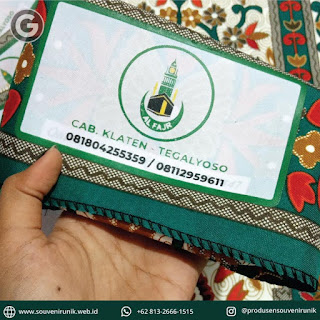Ini Dia Souvenir Tahlil Jogja PALING LARIS | 0813-2666-1515
