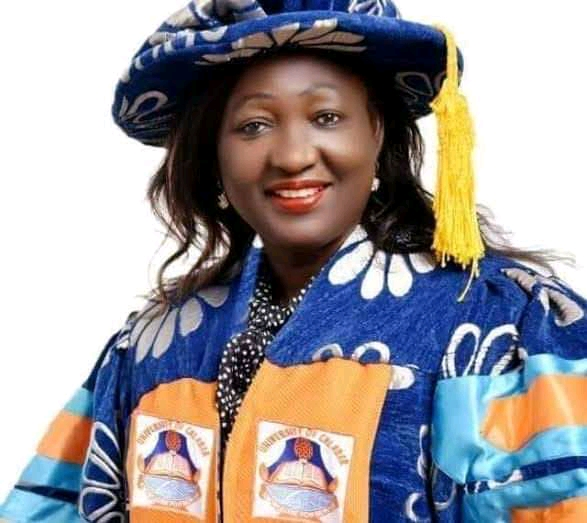 Biography of Prof. Florence obi, first female Vice Chancellor of Unical