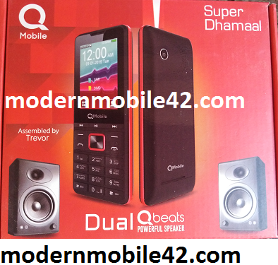 qmobile super dhamaal flash file