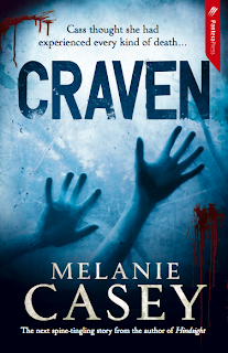 Craven by Melanie Casey book cover