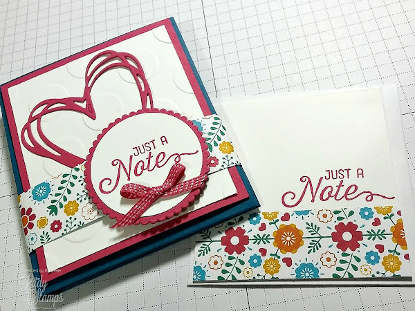 3 x 3 Note Card Tutorial!