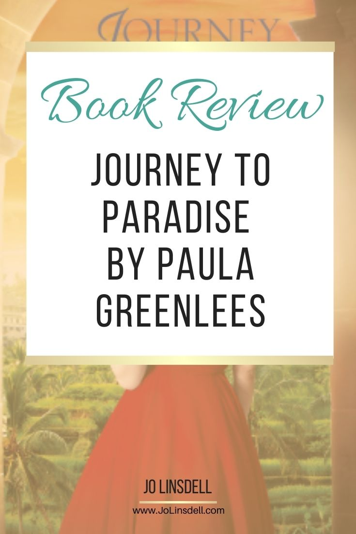 Book Review: Journey to Paradise by Paula Greenlees