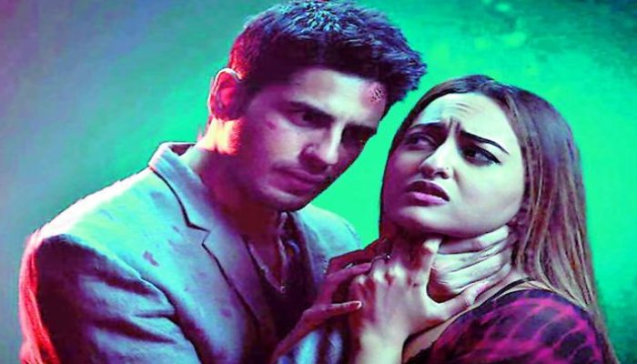 Sidharth Malhotra and Sonakshi Sinha Film Ittefaq