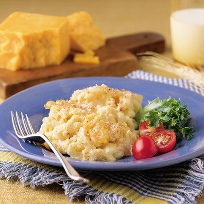 Heart of Wisconsin Macaroni & Cheese Recipe