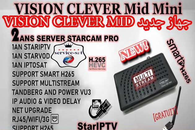 VISION CLEVER Mid Mini