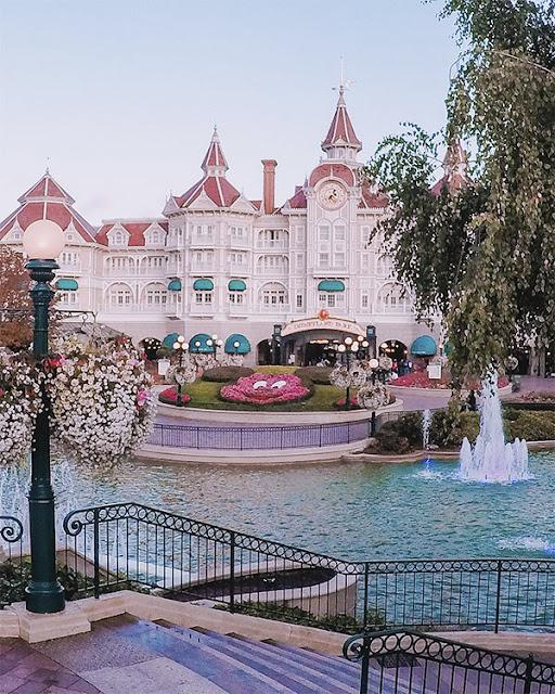 Disneyland Hotel e Disney's Hotel Santa Fe