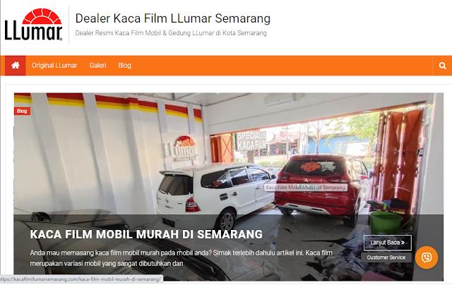 Kaca Film Semarang