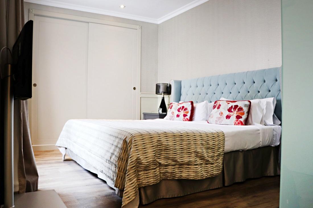 Las suites Tibidabo y Sagrada Familia de El Avenida Palace Hotel