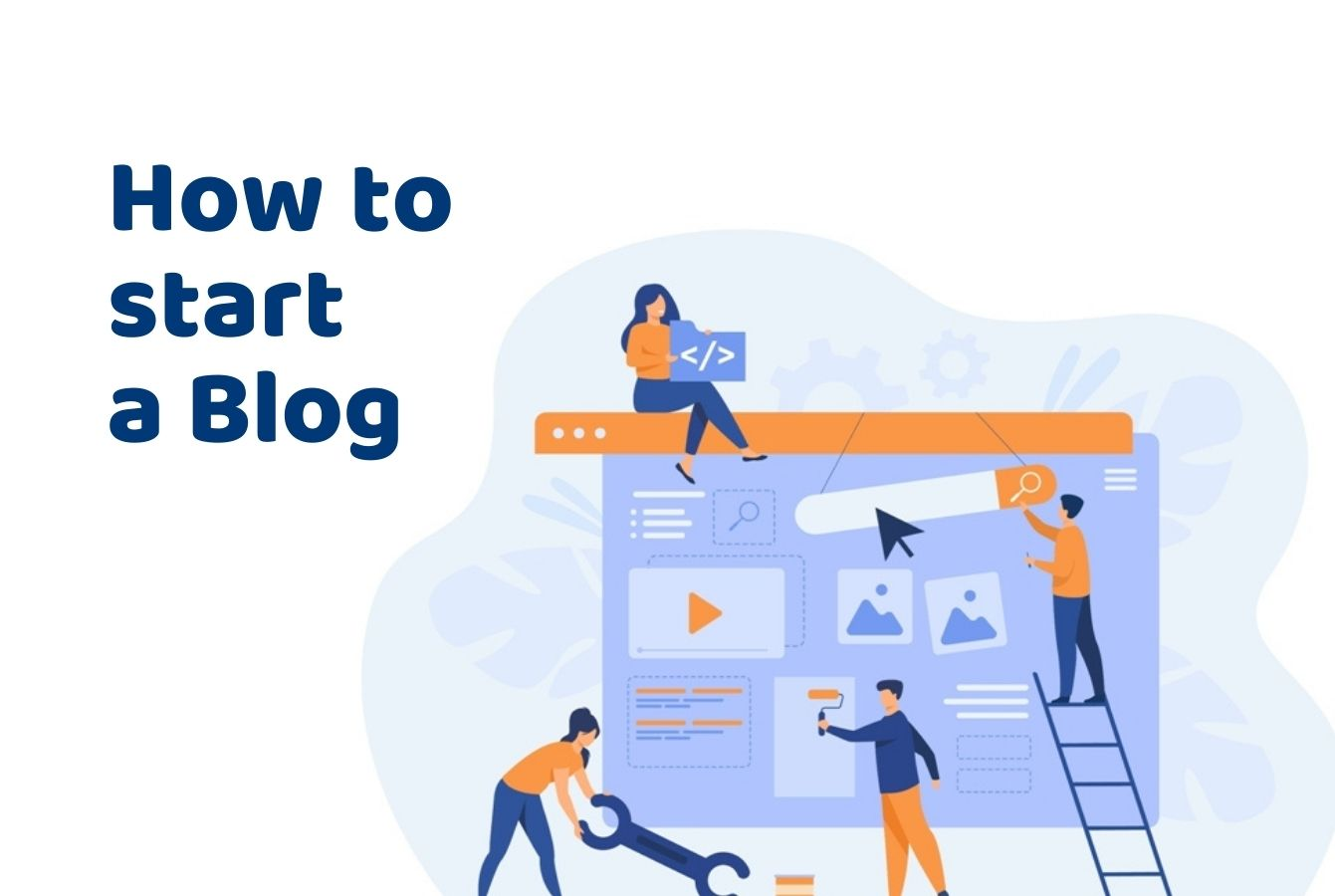 How to start a blog in India to earn $1826 a month easily