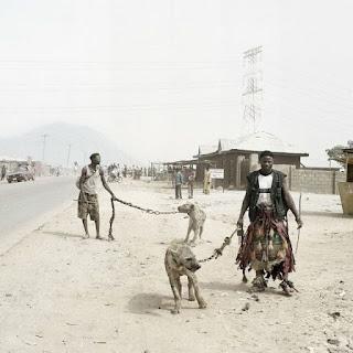 Gila, Inilah Hewan-Hewan Peliharaan Orang Afrika