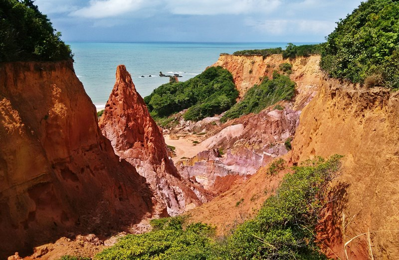 Praias do Litoral sul da Paraíba: Costa do Conde
