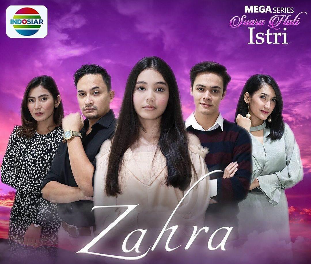 poster ZAHRA